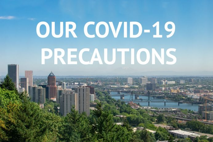 Jacobs Heating and Air Conditioning COVID-19 precautions