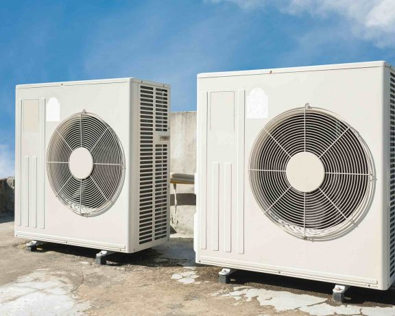 commercial and industrial HVAC units