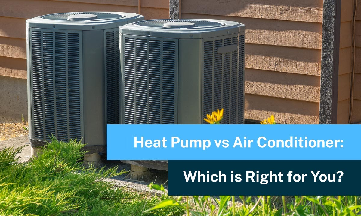 heat pump vs air conditioner
